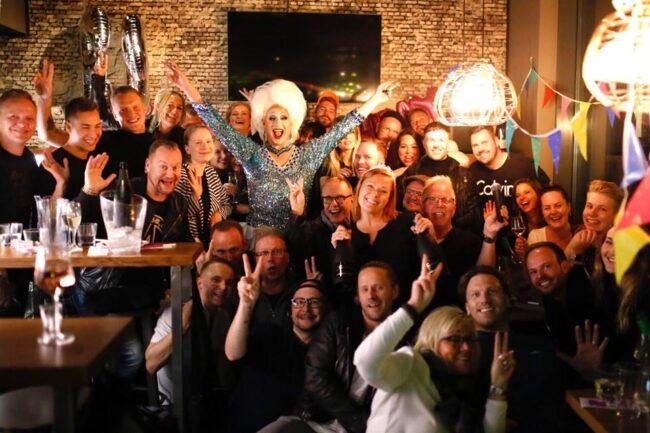 Best gay bars Helsinki LGBT nightlife dating lesbians Finland