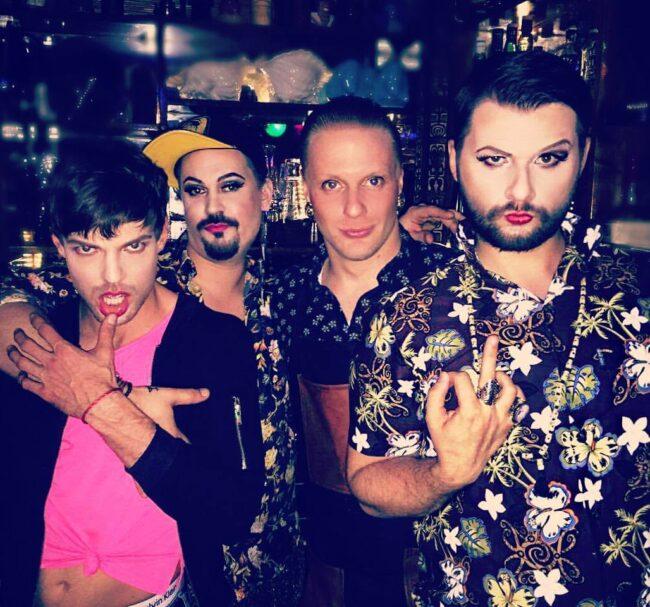 Best gay bars Oslo LGBT nightlife dating lesbians Norway