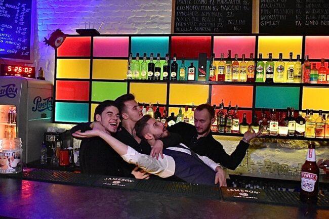 Best gay bars Krakow LGBT nightlife dating lesbians