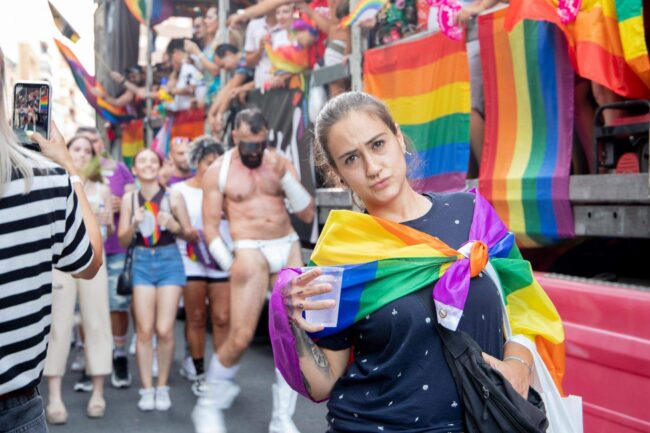 LGBT Pride Alicante gay bars lesbian clubs