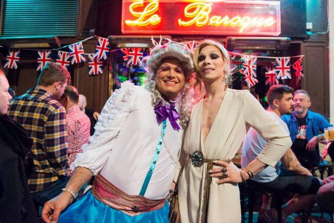 Best gay bars Brussels LGBT nightlife dating lesbians