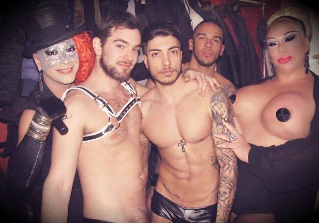 Best gay bars Milan LGBT nightlife dating lesbians Italy