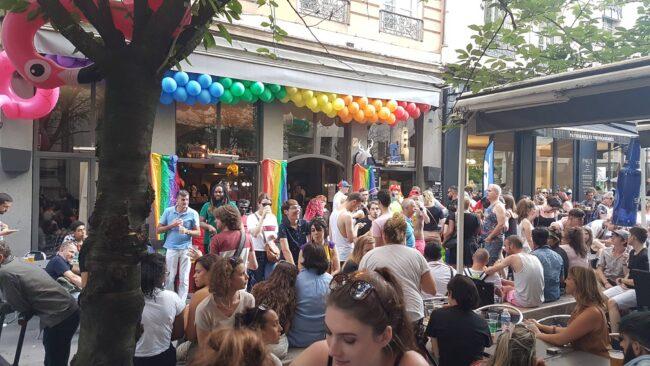 Best gay bars Lyon LGBT nightlife dating lesbians