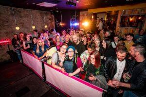 Best gay bars Edinburgh LGBT nightlife dating lesbians