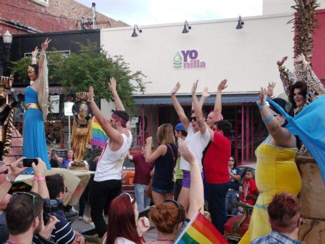 Best gay bars Jacksonville LGBT nightlife dating lesbians