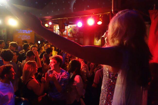 Best gay bars Paris LGBT nightlife dating lesbians France
