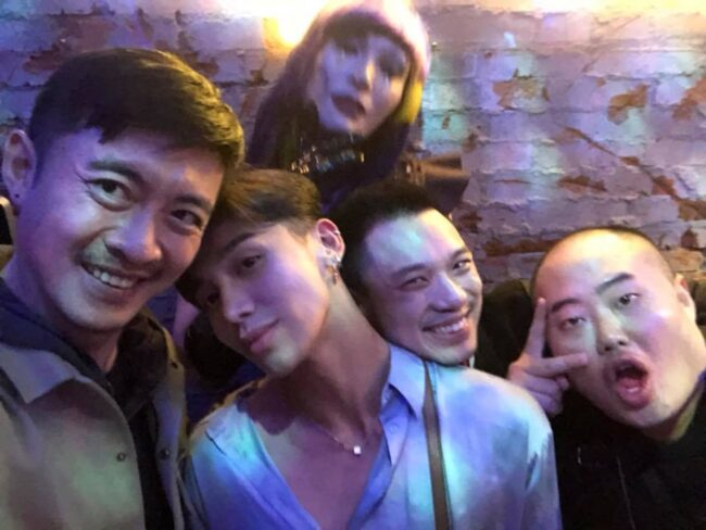 Best gay bars Taipei LGBT nightlife dating lesbians Taiwan