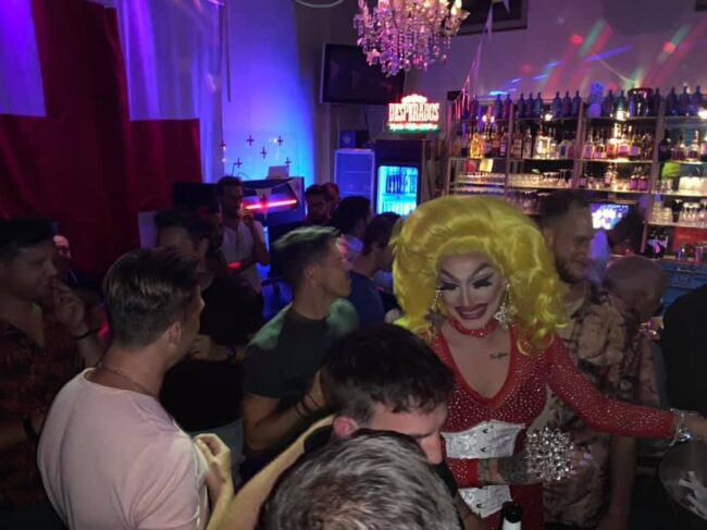Best gay bars Antwerp LGBT nightlife dating lesbians Belgium