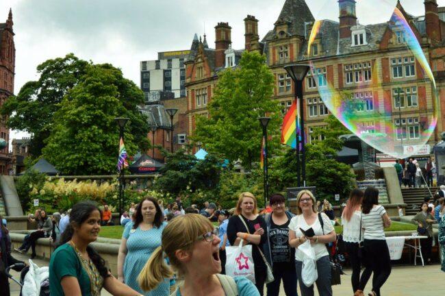 Best gay bars Sheffield LGBT nightlife dating lesbians